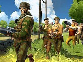 Battlefield Heroes from EA and DICE - a game that is both FREE and SUPERB... Which we have had some time getting our heads around...