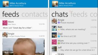 Windows Phone users admitted to Club BBM as beta version arrives