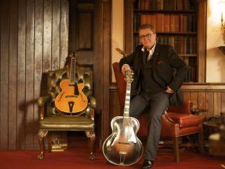 Jazz guitarist Martin Taylor