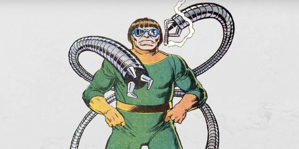 Otto Ocatavius Doctor Octopus
