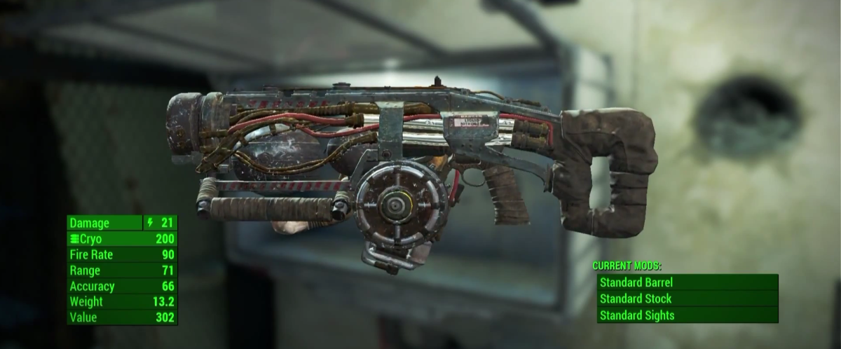 How to get the Cryolator in Fallout 4