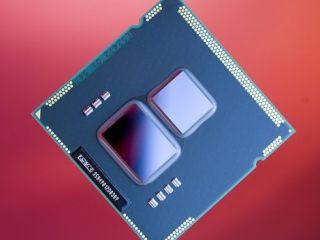 Intel Clarkdale processor