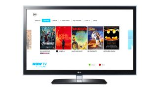Now TV now available on Xbox 360