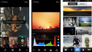 Flickr for iPhone adds the popular live filter previews ditched by Instagram