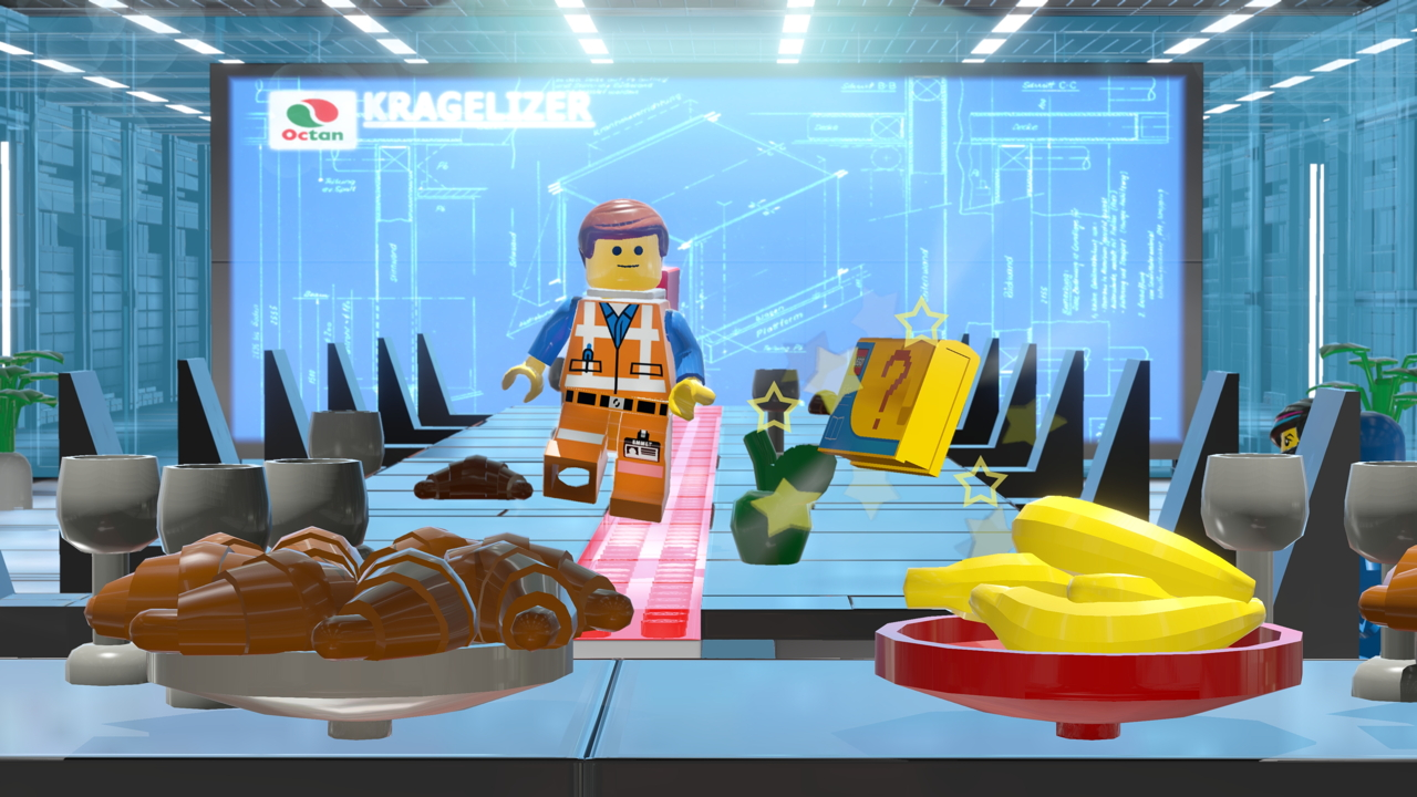 The LEGO Movie Videogame Gold Manual Pages Guide | GamesRadar+