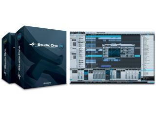The Studio One free update offers a wealth of features
