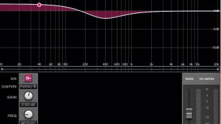 DMG Audio's EQuilibrium enables you to create the perfect EQ for your situation.