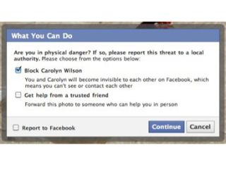 Facebook bullies beware: real life is about to catch up with you