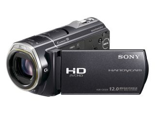Sony's new spec-tacular camcorder range
