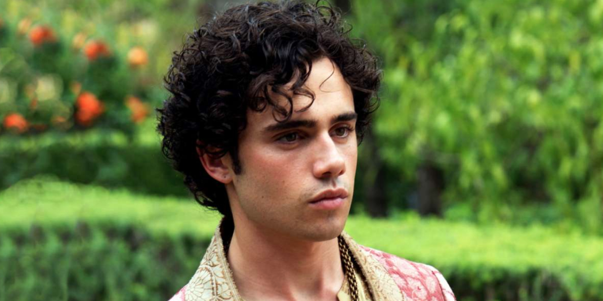 Florence Pugh's brother Toby Sebastian as Trystane Martell in Game of Thrones
