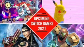Upcoming Switch games 2021