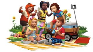 How to age up a toddler in Sims 4