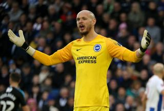 Brighton and Hove Albion v West Bromwich Albion – FA Cup – Fourth Round – AMEX Stadium