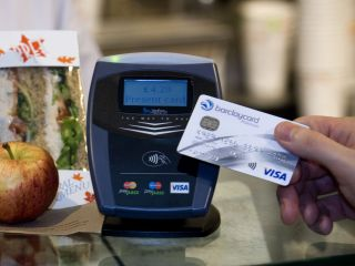 Barclaycard contactless payment - it's the future
