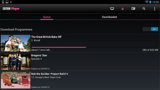 iPlayer TV downloads hit Android app at last