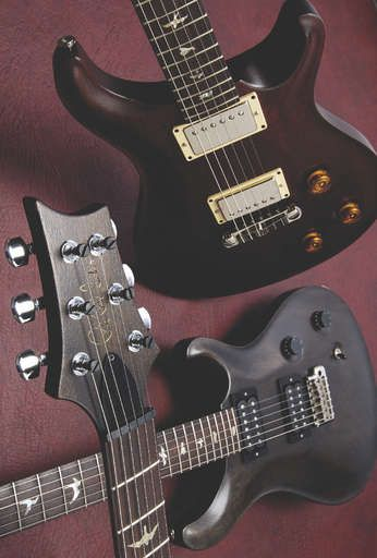 The new Satin series from PRS