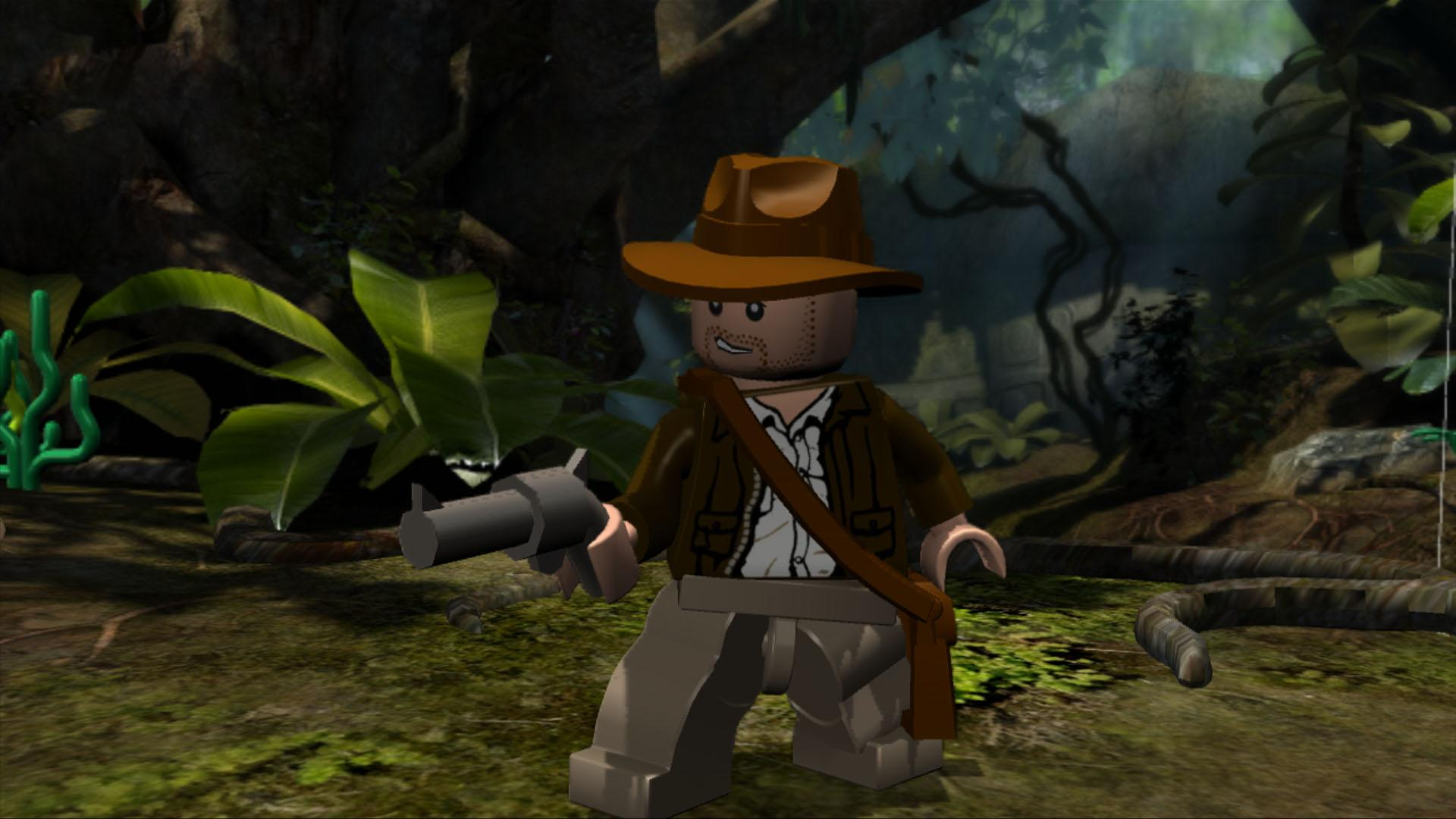 Lego Indiana Jones The Original Adventures Review Gamesradar