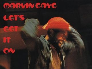 Marvin Gaye: still helping people to get it on.