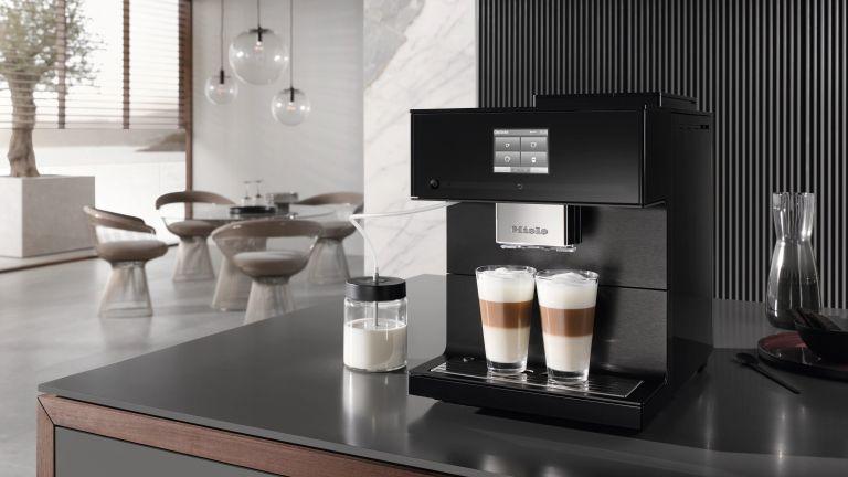 Miele CM5 Silence Automatic Coffee Machine