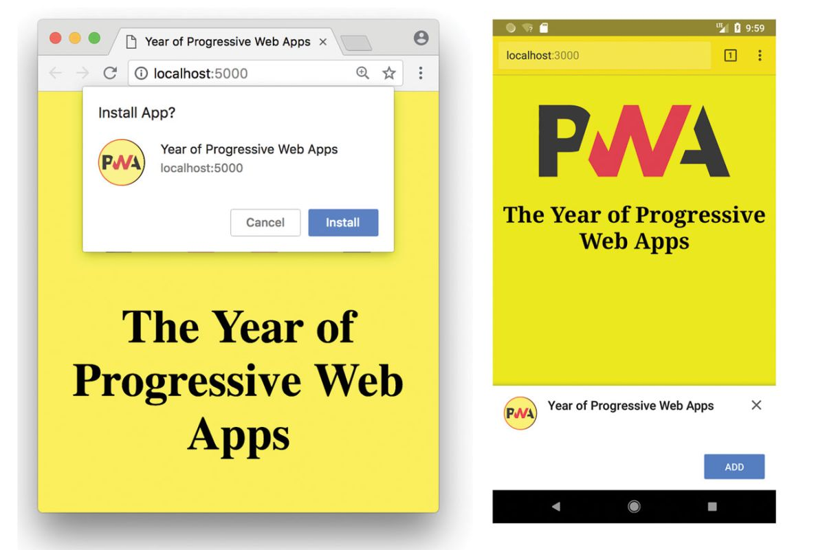 PWAs: Welcome to the mobile revolution | Creative Bloq