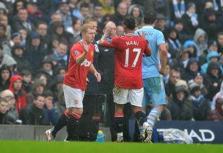 Soccer – FA Cup – Third Round – Manchester City v Manchester United – Etihad Stadium