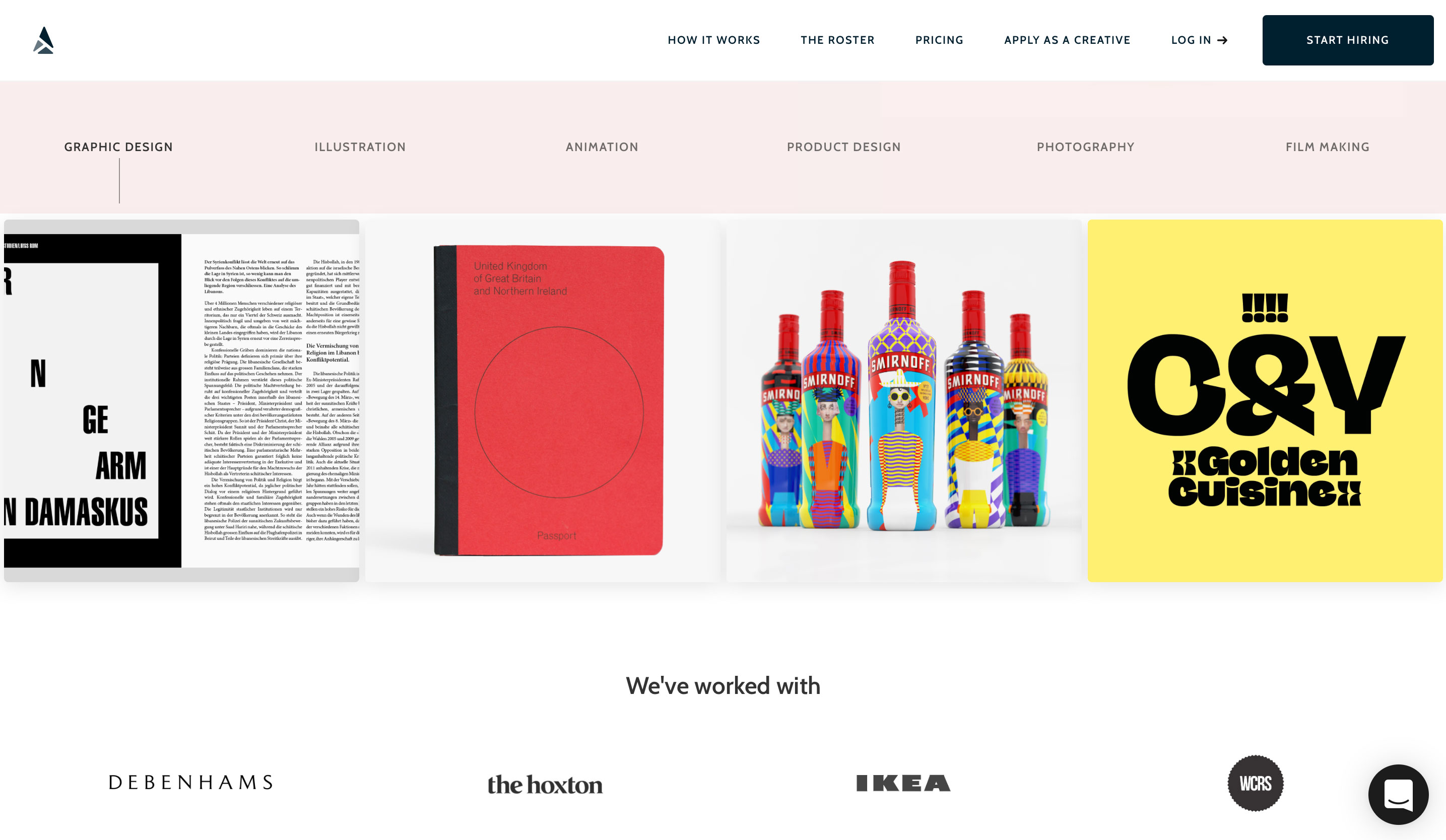 Easle expands to help more creative freelancers get hired