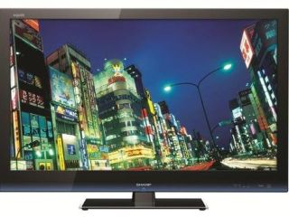 Sharp's LED TVs - set to be the first of many