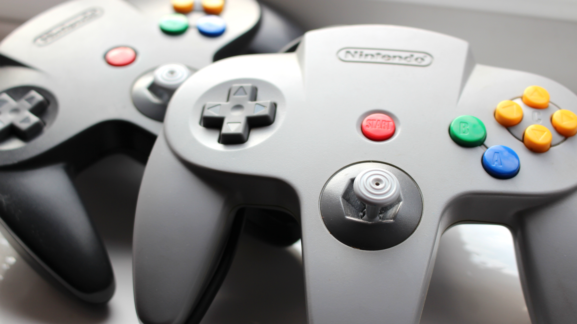 Why the N64 controller is the most important of all time - MGI