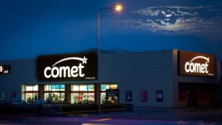 Over 40 Comet stores to close by end of November
