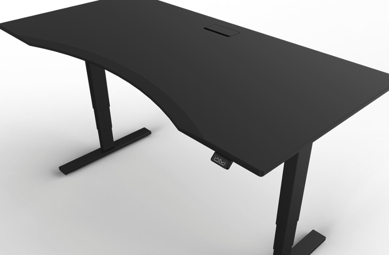 Evodesk Standing Desk Review Pc Gamer
