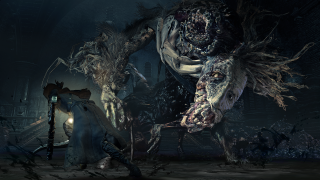 Bloodborne: The Old Hunters bosses