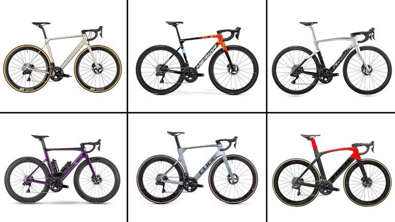 Shimano Dura-Ace Bikes