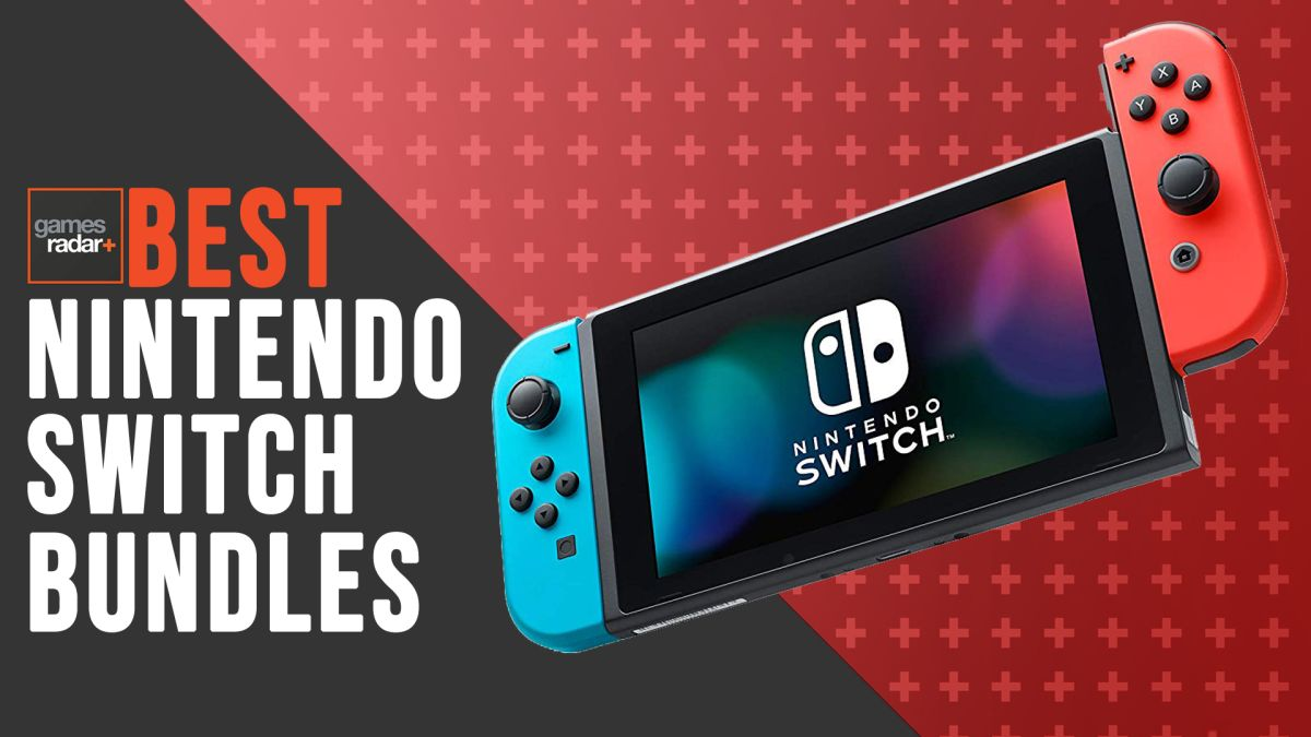 Cheap Nintendo Switch bundles: latest deals, prices and sales compared - GamesRadar+