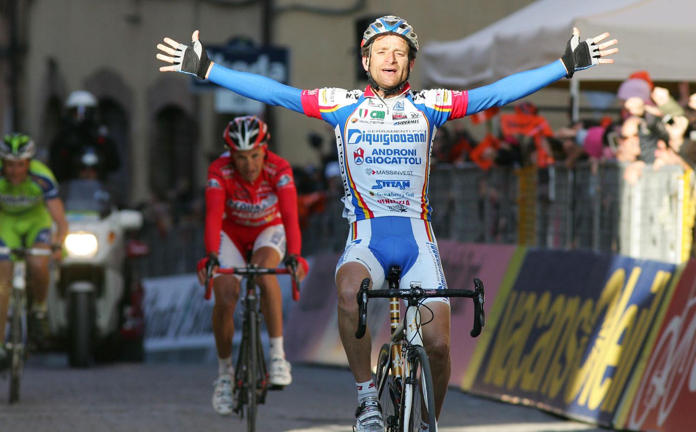 Scarponi Tirreno Adriatico stage 6