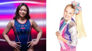 Suni Lee (left) and JoJo Siwa join season 30 of 'Dancing With the Stars'