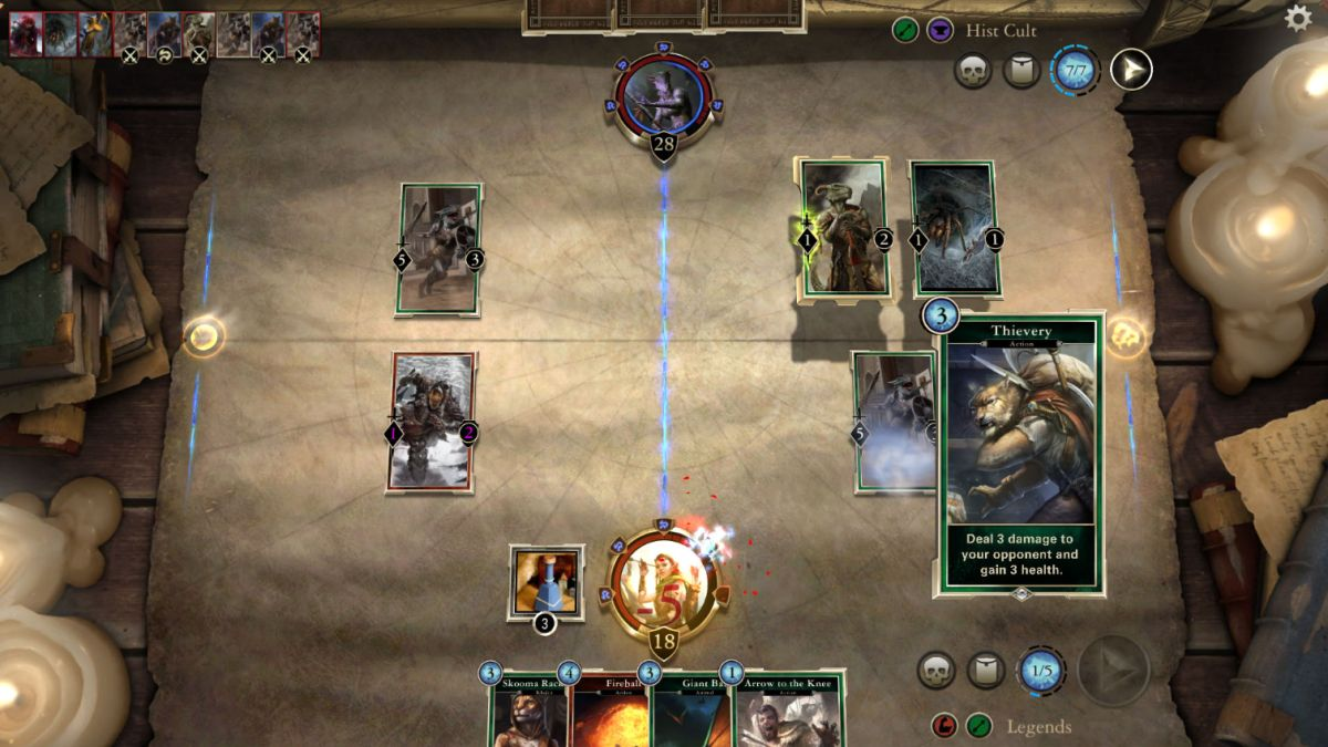 Best Digital Card Games of 2018 - Android, iOS and Online Card Games
