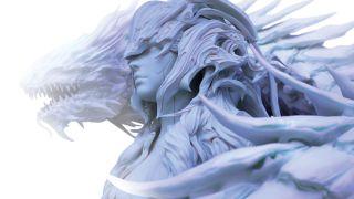 3D sculpting: model