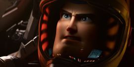 Chris Evans Getting Excited For The Mars Landing Has Me Hyped For Disney's Buzz Lightyear Movie