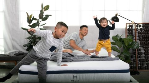 helix mattress review
