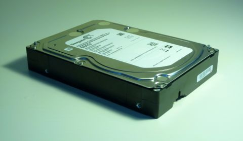 Seagate Enterprise Capacity 3.5 HDD V.4 6TB Hard Disk