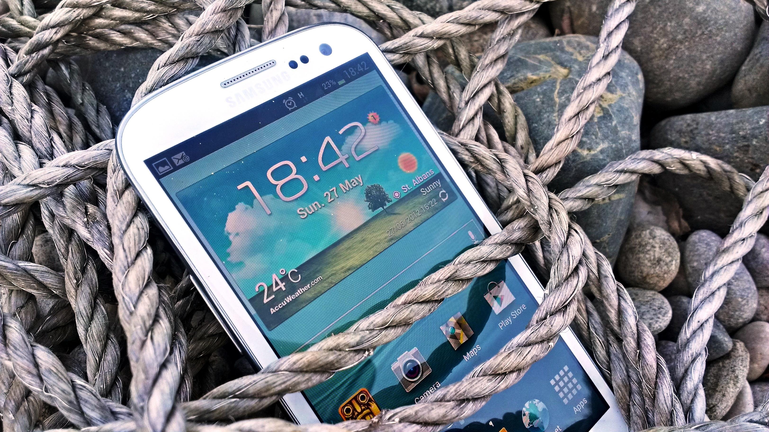 Killer code could wipe Samsung handsets | TechRadar