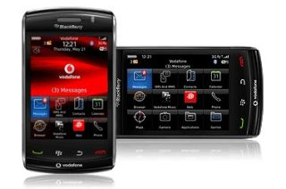 Vodafone announces BlackBerry Storm 2