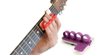 A helping hand for those struggling to learn the guitar?
