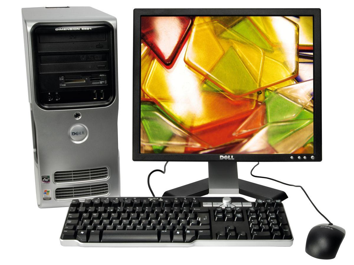 Dell Dimension E521 Techradar