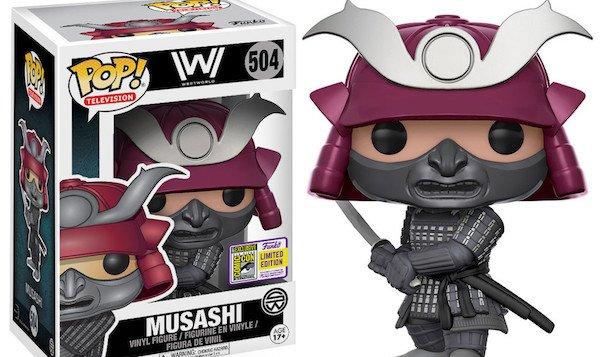 Musashi funko pop