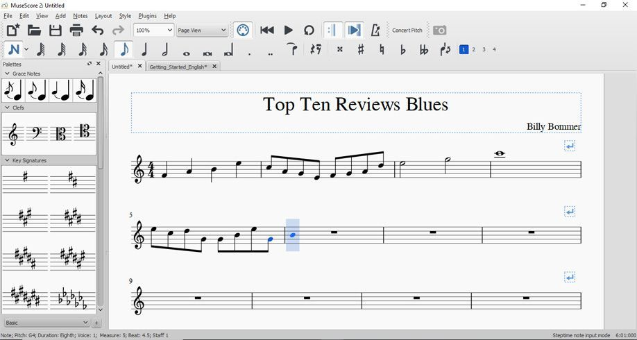 MuseScore Review - Pros, Cons and Verdict | Top Ten Reviews