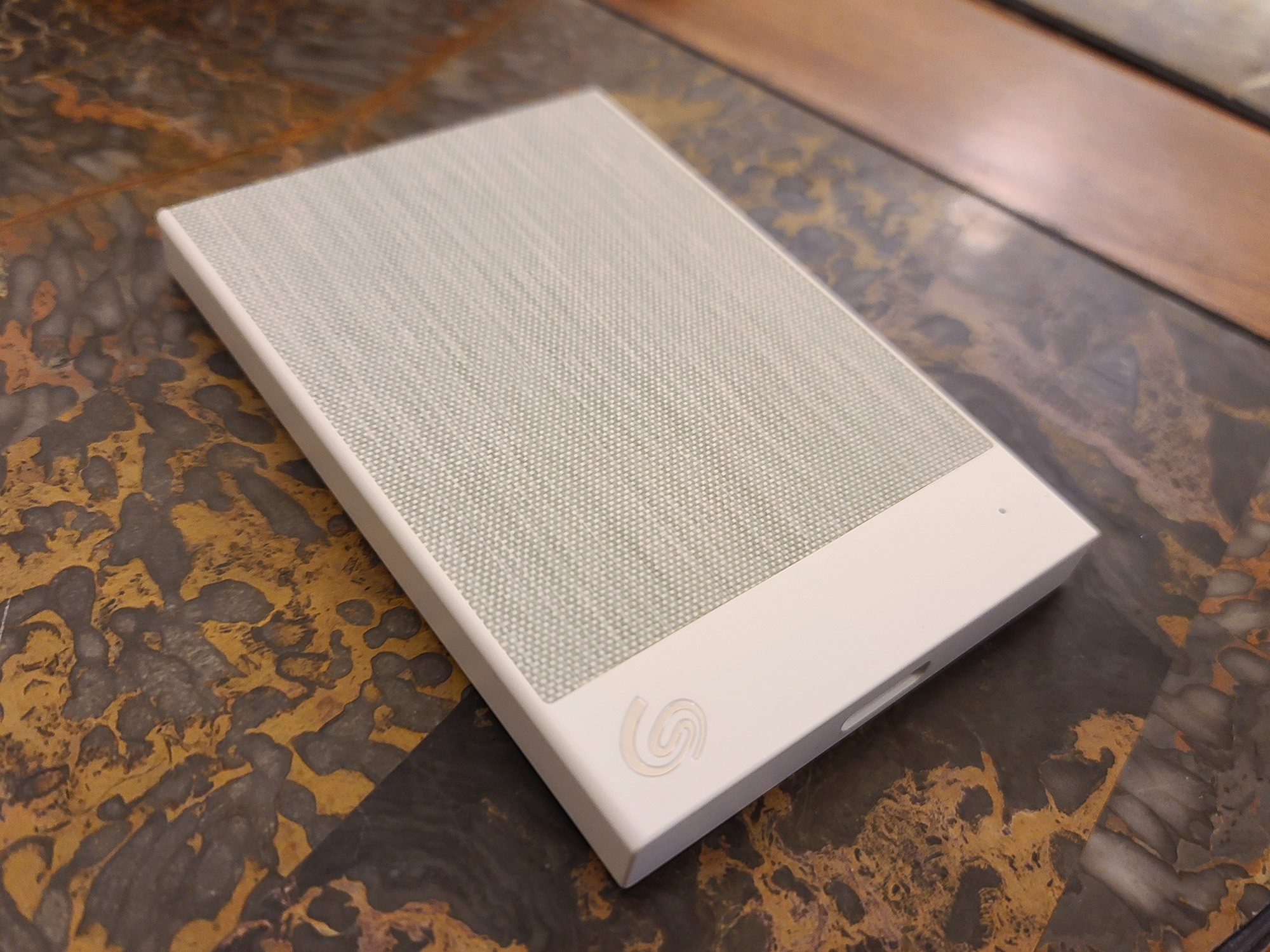 Best external hard drives: Seagate Backup Plus Ultra Touch (2TB)