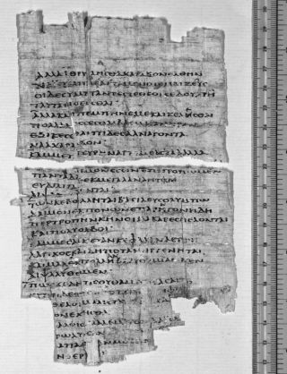 Sappho's two new poems on papyrus