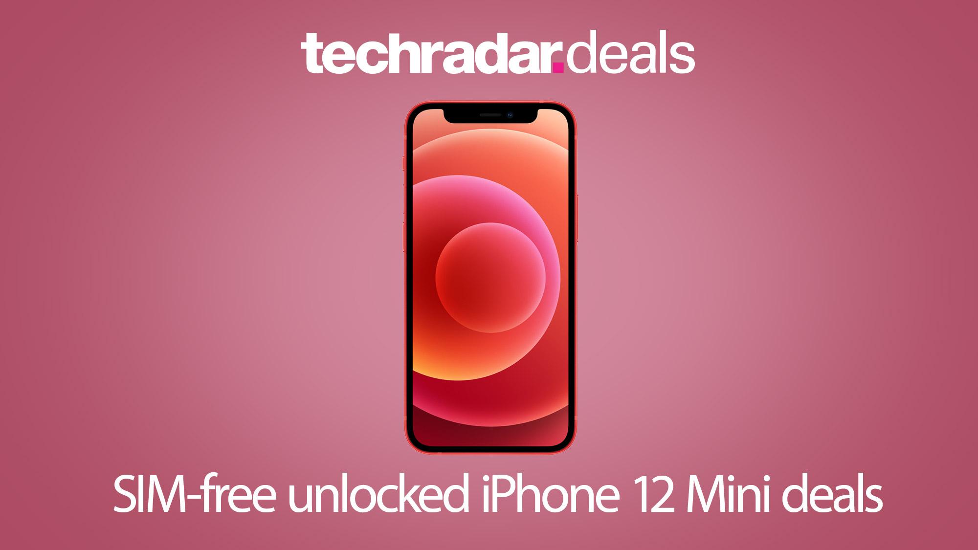 The Best Unlocked Sim Free Iphone 12 Mini Deals In November 2020 Techradar