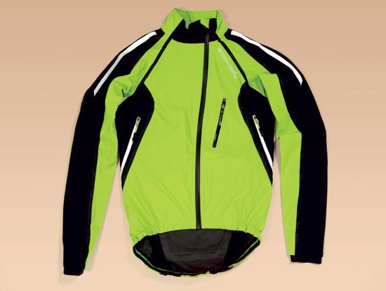 Endura Exo Softshell jacket 2011